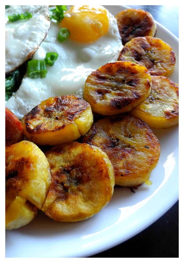 Soft sweet plantains @paleorunmomma
