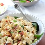 bacon scallion chicken salad 7