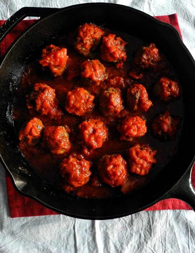 kid friendly grain free and paleo meatballs