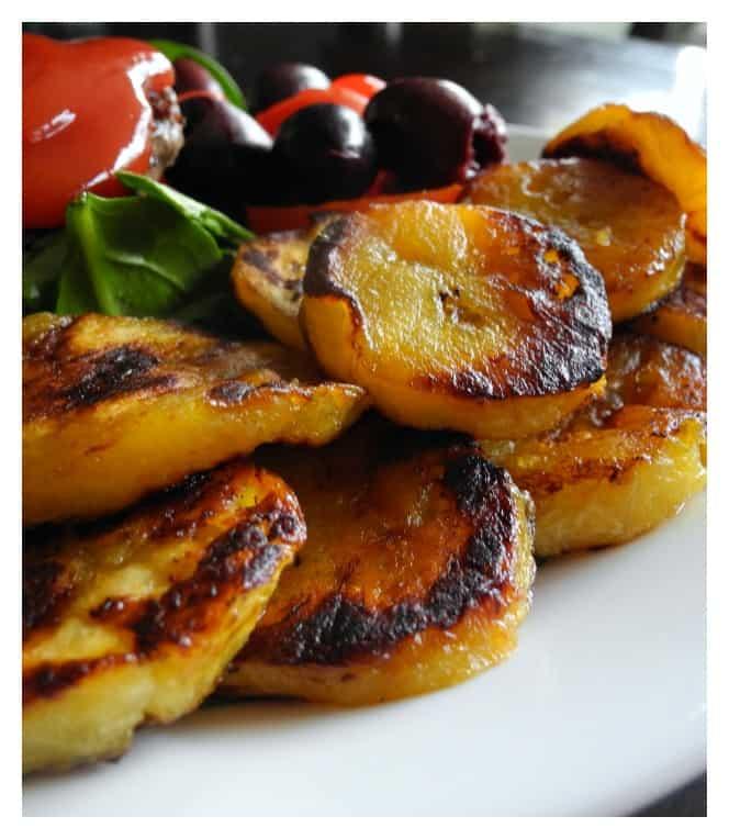 sweet plantains @paleorunmomma