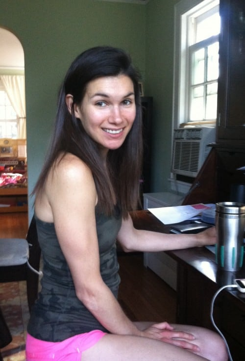 Blogging Behind the Scenes @ The Paleo Running Momma