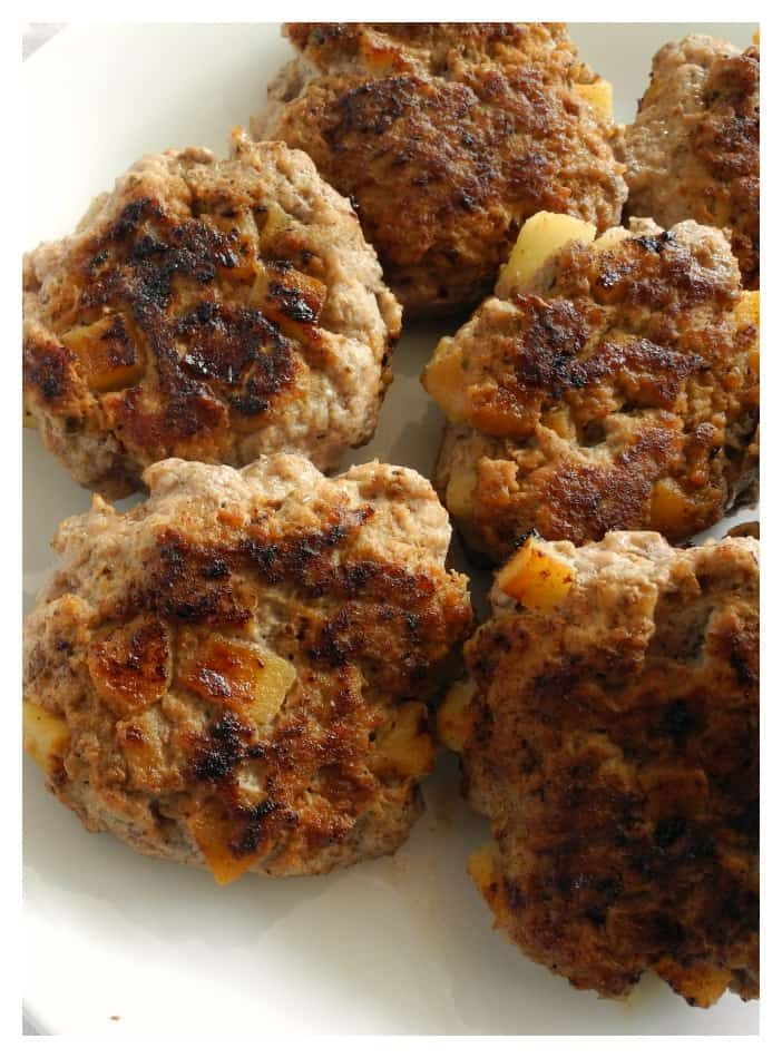 Chicken Apple Sausage #paleo