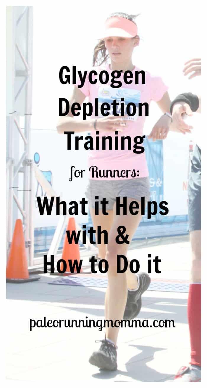 Glycogen Depletion Training for Runners @paleorunmomma