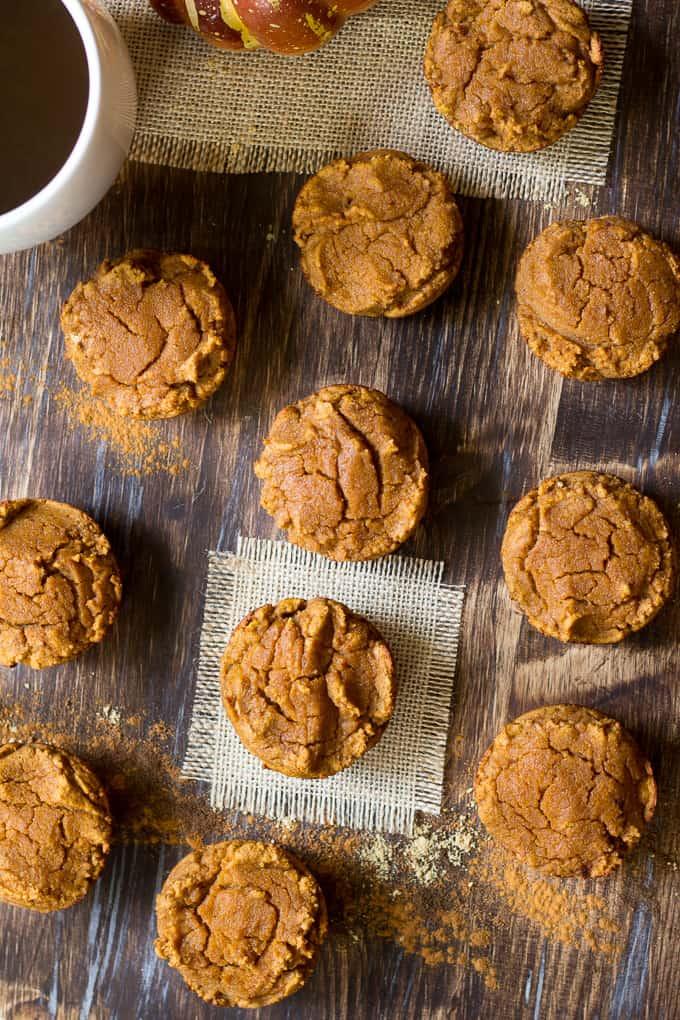 honey pumpkin pie muffins
