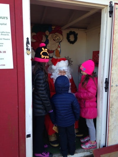 This Santa was Legit
