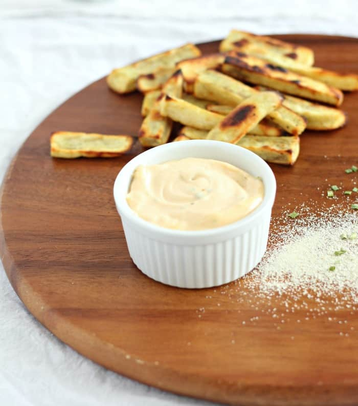 ranch dip or dressing