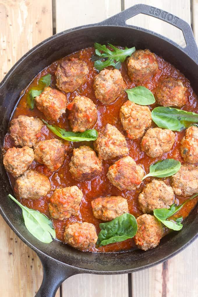 low fodmap meatballs-2