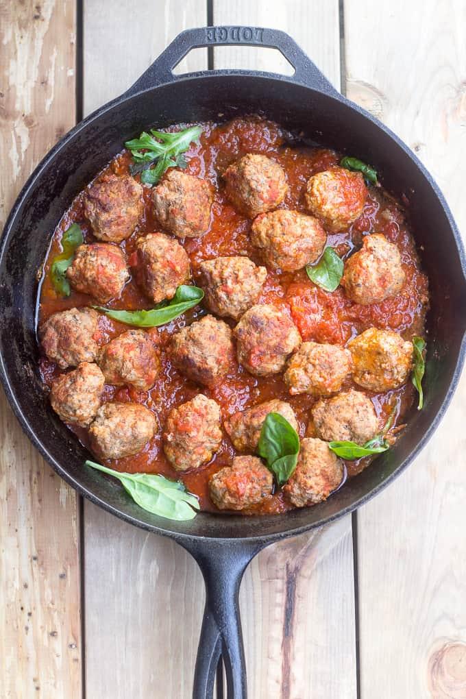 low fodmap meatballs-4