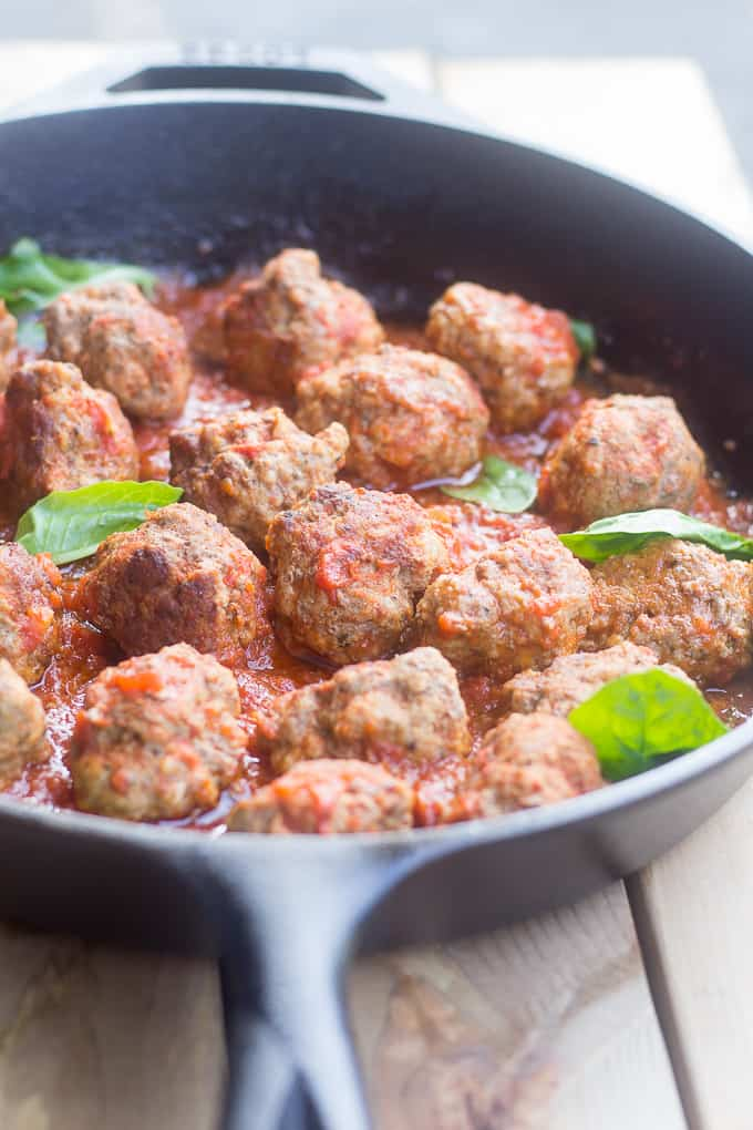low fodmap meatballs-5