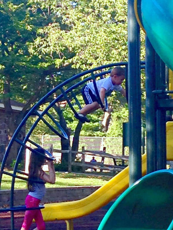 Playground @paleorunmomma