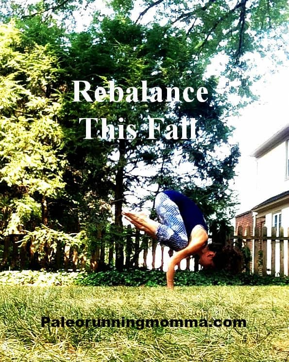 My Daily Routine to Rebalance this Fall
