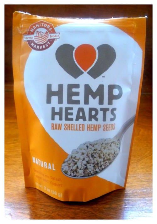 Hemp Hearts Giveaway