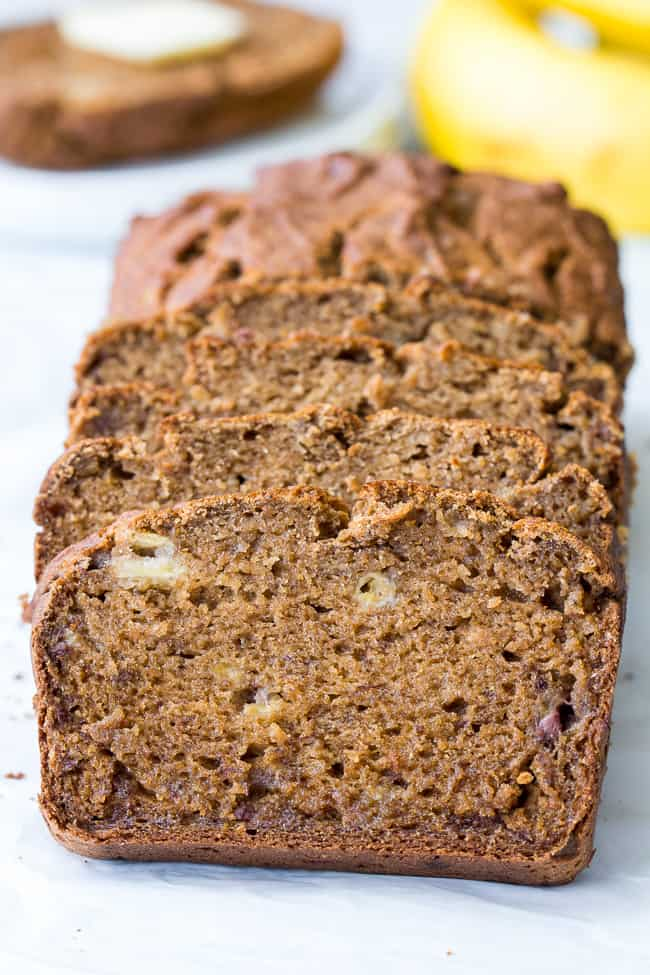 Paleo banana bread with cassava flour cassava flour is made from yuca cassava root and its gluten grain free and nut free so its a great alternative option to coconut flour which is what forumfinder Gallery