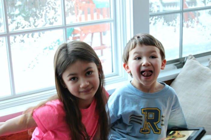 Drew and Emily