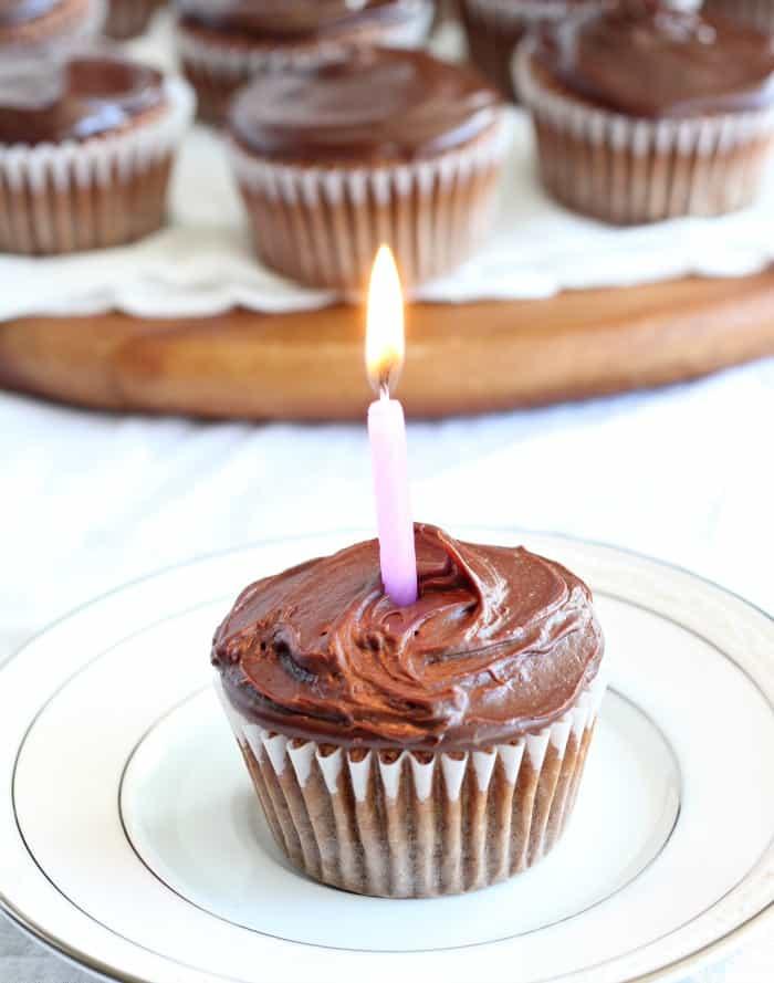 Emily's cupcake