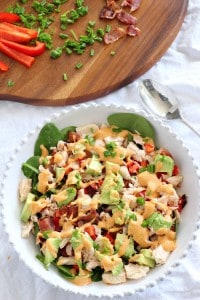 Tuna Salad with Chipotle Aioli