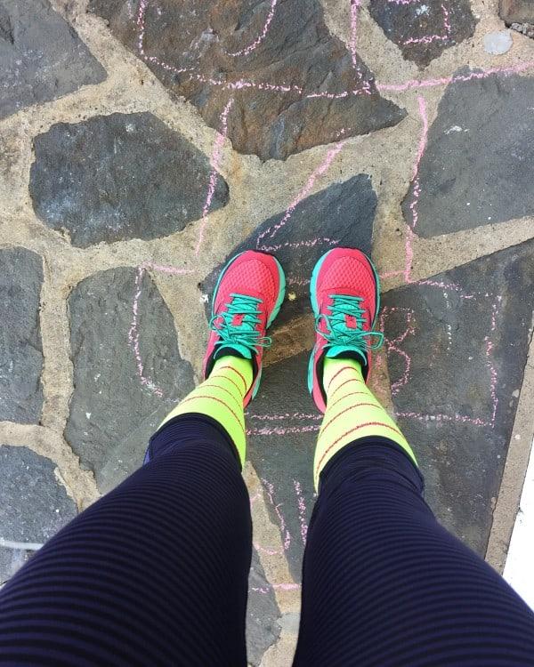 Boston Marathon Training Week 7 and a Saturday Night Scare