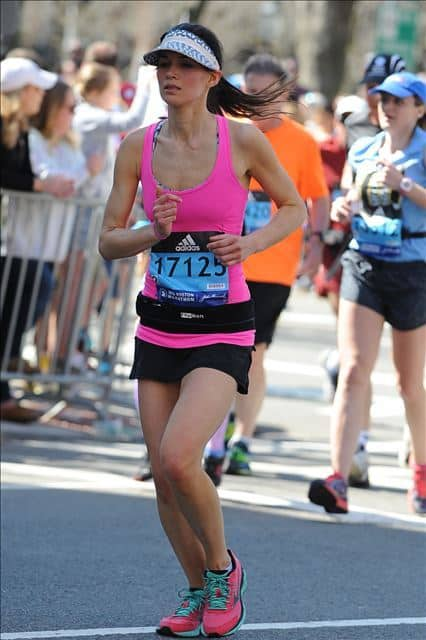 Boston Marathon 2016 Race Recap