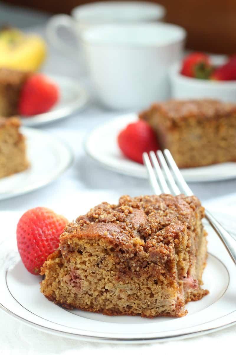 Strawberry Banana Cake Leo