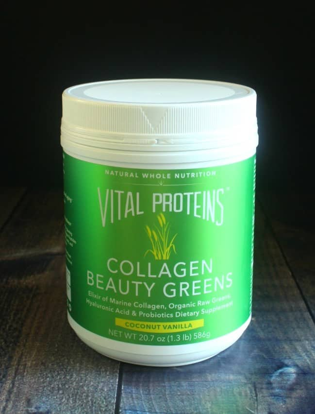 collagen beauty greens, vital proteins