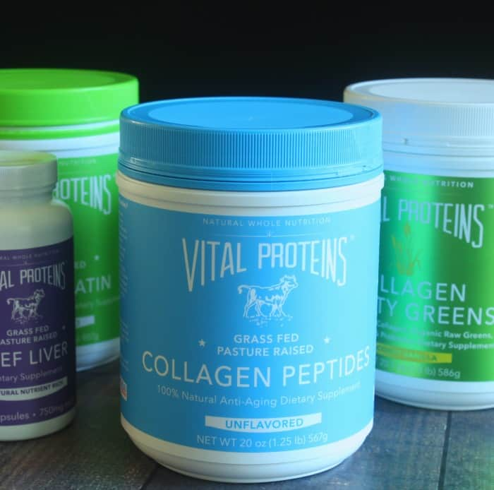 Vital Proteins Grass Fed Collagen Review