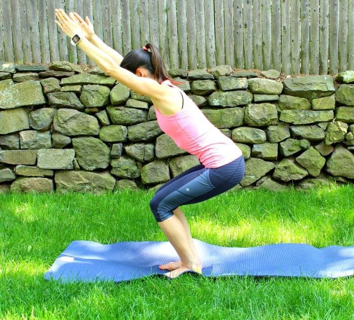 Polar yoga for runners post