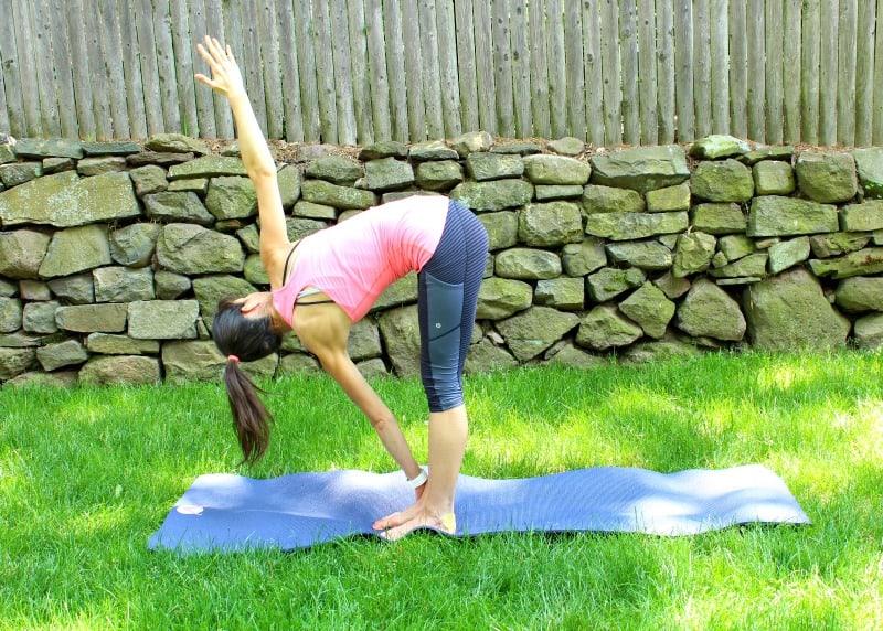yoga for runners post run, Polar