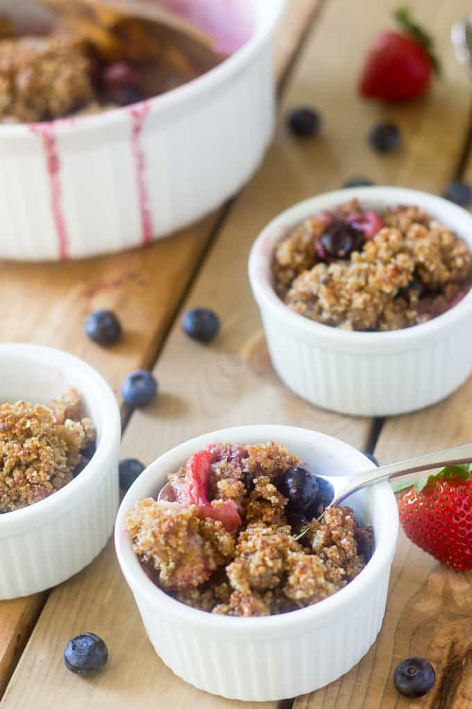 berry crumble breakfast-8