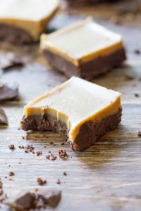caramel mocha fudge-11