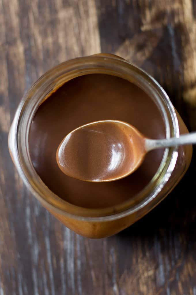 chocolate sauce-3