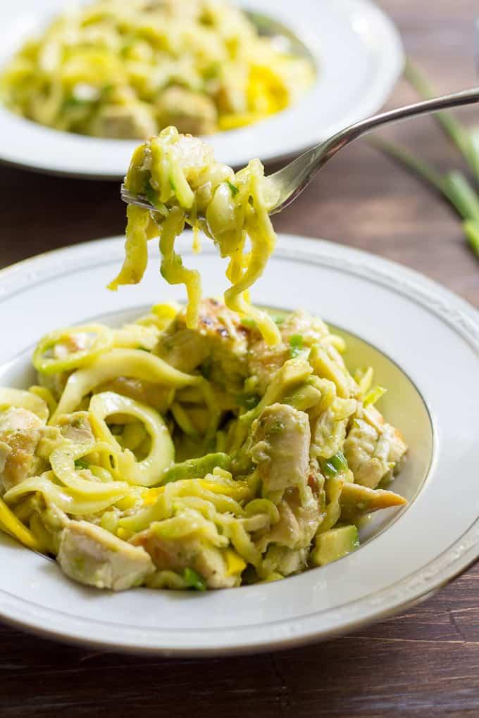 zucchini pasta-9