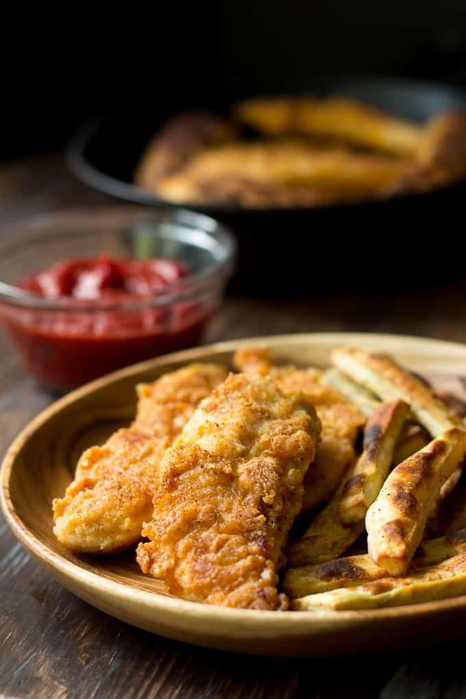 Chicken tenders-8