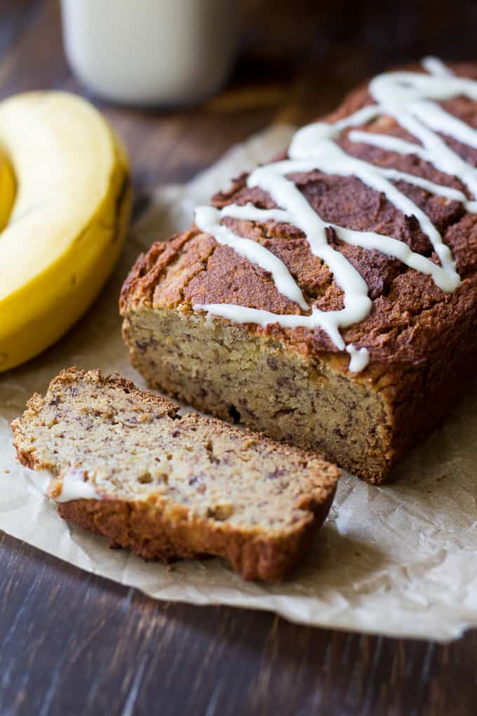 coconut butter banana bread-4