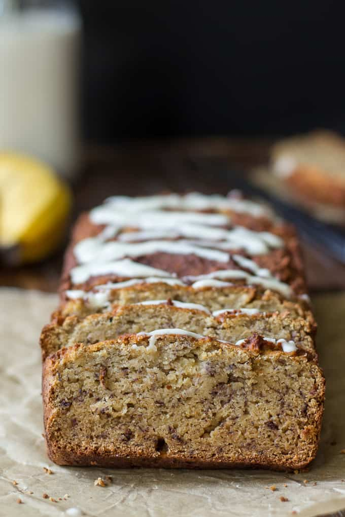 coconut butter banana bread-5