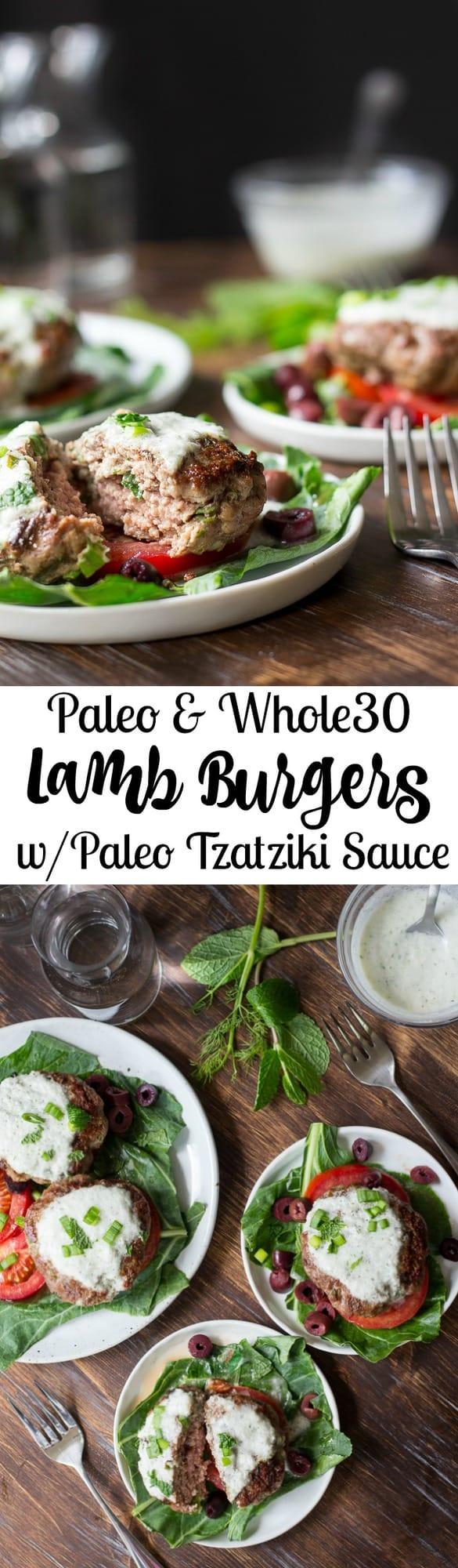 paleo-and-whole30-lamb-burgers-with-paleo-tzatziki-sauce