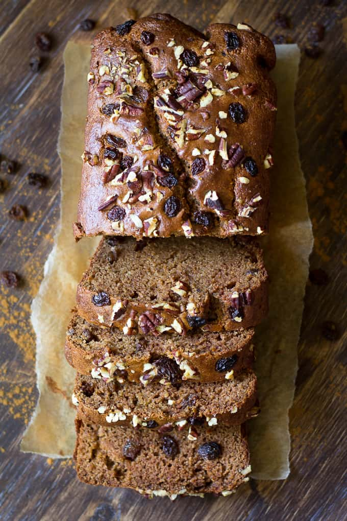 cinnamon raisin bread-6