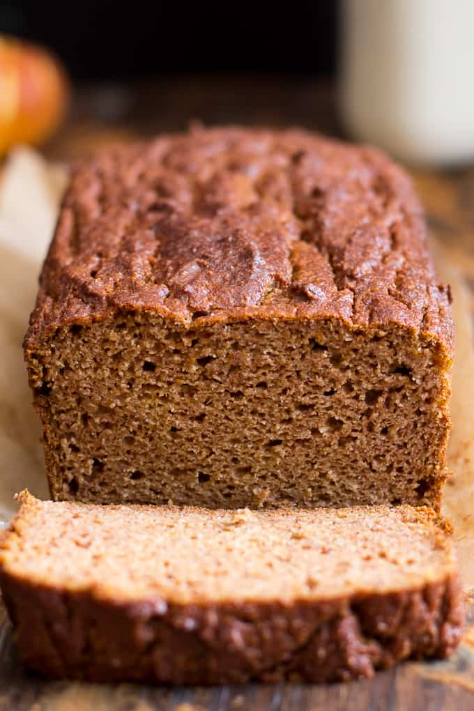 Simple Paleo Pumpkin Bread | Kid-Friendly Make-Ahead Paleo Breakfast Recipes