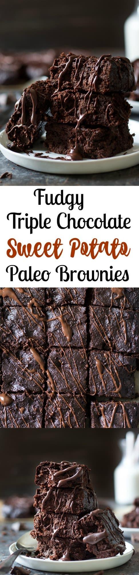 fudgy-paleo-sweet-potato-triple-chocolate-brownies