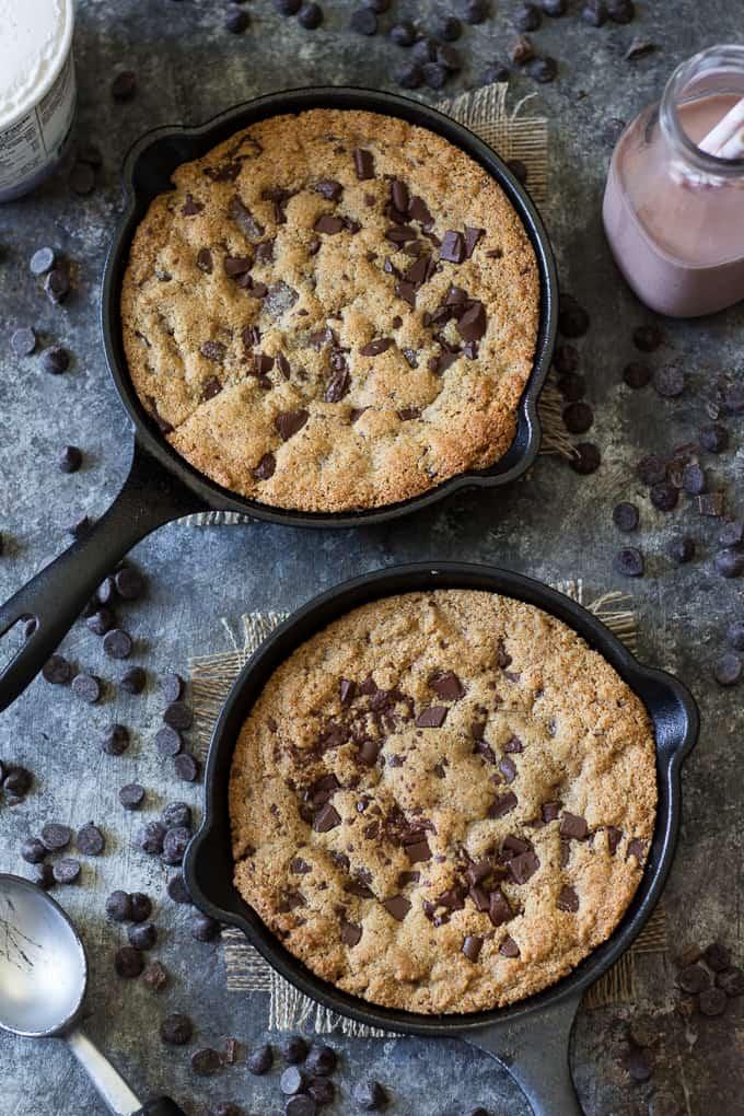 skillet-cookies