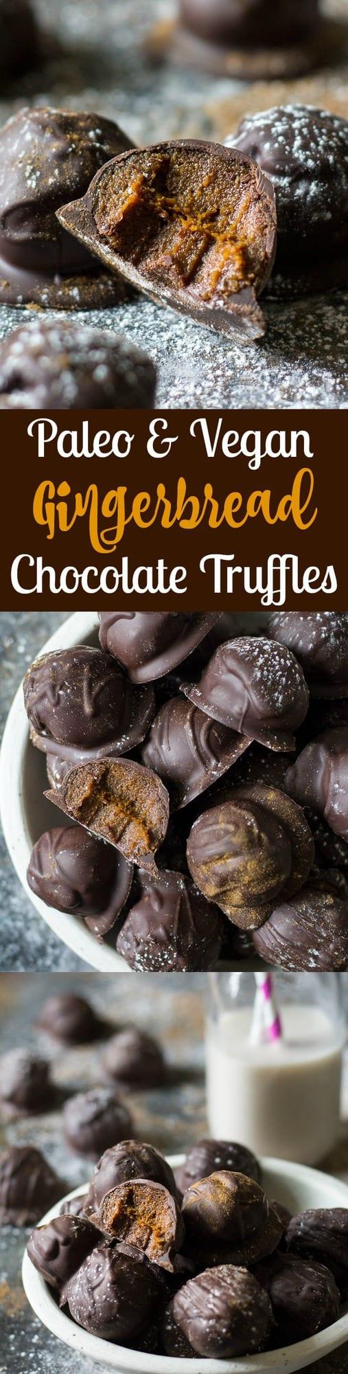 paleo-vegan-gingerbread-chocolate-truffles