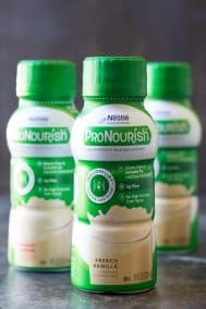 New ProNourish Low FODMAP Nutritional Drink {Review}