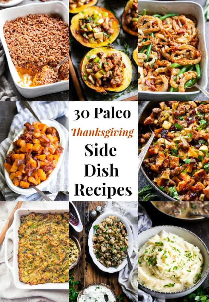30 paleo thanksgiving side dishes the paleo running momma