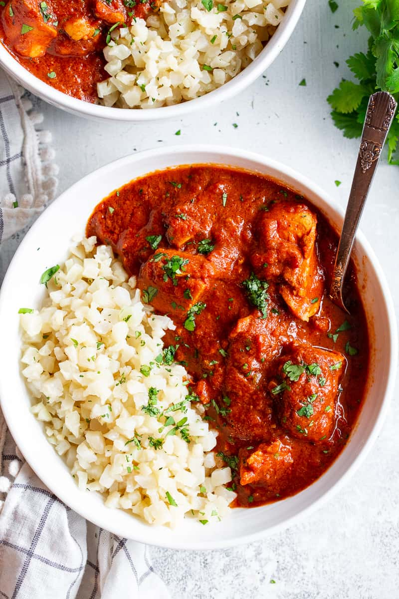 Instant Pot Butter Chicken Paleo Whole30 The Paleo Running Momma