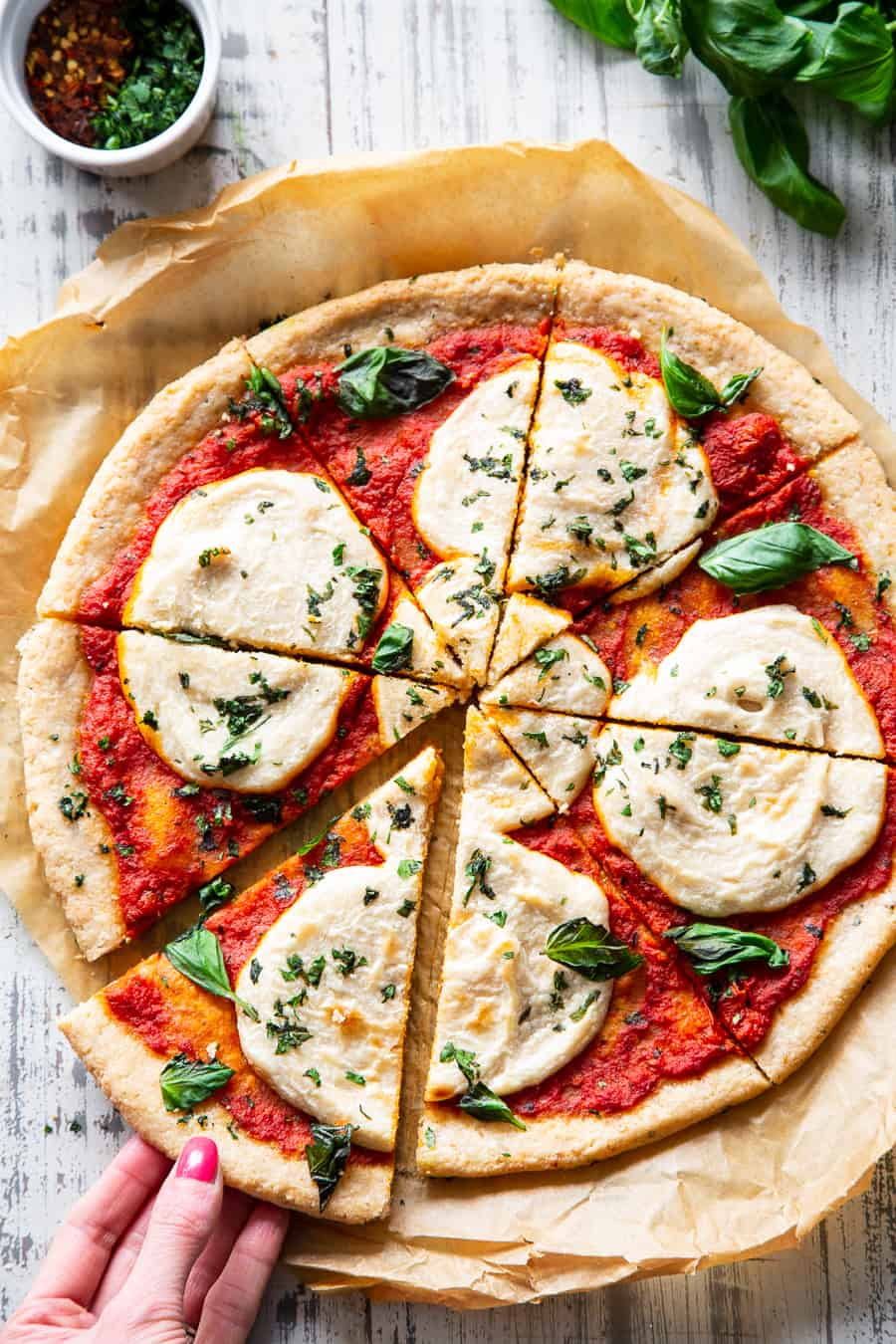 The Best Paleo Vegan Pizza Gluten Free Dairy Free