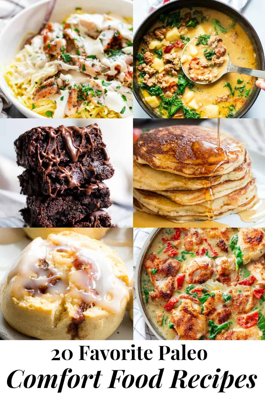 20 Paleo Comfort Food Recipes The Paleo Running Momma